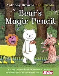 Bear's Magic Pencil - Anthony Browne (ISBN 9780007382200)