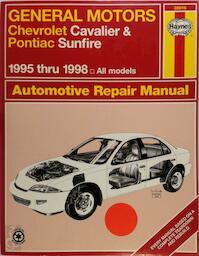 General Motors Chevrolet Cavalier & Pontiac Sunfire - Mark Ryan (ISBN 9781563928147)