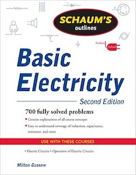 Schaum's Outline of Basic Electricity - Mel Gussow (ISBN 9780071635288)