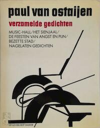 Verzamelde gedichten - P. van Ostaijen, G. Borgers (ISBN 9789035104938)