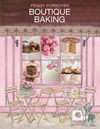 Boutique baking - Peggy Porschen (ISBN 9789089895622)