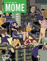 Mome Summer 2008 - Gary Groth (ISBN 9781560979166)