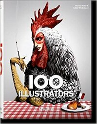100 Illustrators - Steven Heller (ISBN 9783836522229)