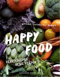 Happy Food - Bettina Campolucci Bordi (ISBN 9789059568747)