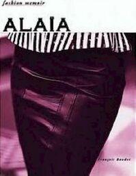 Alaïa - François Baudot (ISBN 9780500017197)