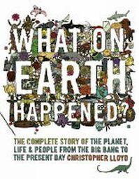 Wat is er in hemelsnaam gebeurd? - C. Lloyd (ISBN 9789046804803)