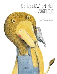 De leeuw en het vogeltje - Marianne Dubuc (ISBN 9789045116792)