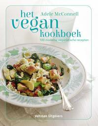 Het vegan kookboek - Adele McConnell (ISBN 9789048310449)