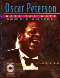 Oscar Peterson - Note for Note [audio CD] (ISBN 9780968512005)
