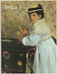 Degas - Edgar Degas, N.Y.) Metropolitan Museum Of Art (New York (ISBN 9782711821464)