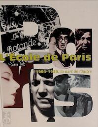 L'Ecole de Paris (ISBN 9782879005126)