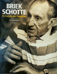 Briek Schotte - R. van Vanwalleghem, B. Decramer (ISBN 9789020939163)