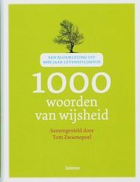 1000 woorden van wijsheid - Tom. Zwaenepoel (ISBN 9789020966442)