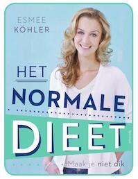 Het normale dieet - Esmee Köhler (ISBN 9789000344314)