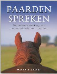 Paarden spreken - Margrit Coates (ISBN 9789020244045)