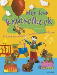 Mijn leuk knutselboek - Monika Detering, Ann Caremans (ISBN 9789044711752)