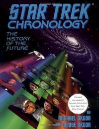 Star trek chronology - Michael Okuda, Denise Okuda (ISBN 9780671536107)