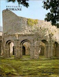 Bretagne romane - Louise-Marie Tillet, Yves P. Castel, Henri Vié (ISBN 2736900618)