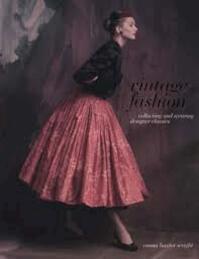 Vintage Fashion - Harriet Quick (ISBN 9781844422685)