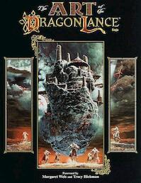 Art of the Dragonlance saga - TSR Inc., Margaret Weis, Tracy Hickman (ISBN 9780786911813)