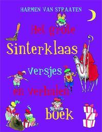 Het grote Sinterklaas versjes- en verhalenboek - Harmen van Straaten (ISBN 9789020682809)