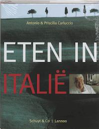 Eten in Italië - Antonio Carluccio, Priscilla Carluccio (ISBN 9789080379510)