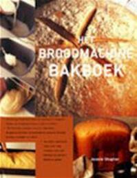 Het broodmachine bakboek - Jennie Shapter, Yolanda Heersma, Persklaar (ISBN 9789059200784)
