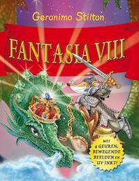 Fantasia VIII - Geronimo Stilton (ISBN 9789085922445)