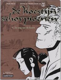 De woestijnschorpioen / 4 De weg van de koorts - Guilbert (ISBN 9789030385318)