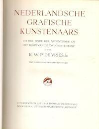 Nederlandsche grafische kunstenaars - R.W.P. de Vries