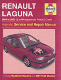 Renault Laguna Service and Repair Manual - John S. Mead (ISBN 9781859605998)