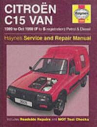 Citroen C15 Van Service and Repair Manual - Michael Gascoigne (ISBN 9781859605097)
