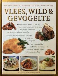 Vlees, wild en gevogelte - Lucy Knox, K. Richmond (ISBN 9789059200067)
