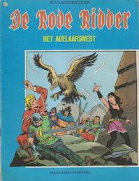 Het adelaarsnest - Willy Vandersteen