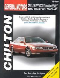 Chilton's General Motors - Rick Van Dalen (ISBN 9780801991042)