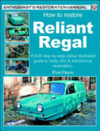 How to Restore Reliant Regal - Elvis Payne (ISBN 9781845840044)