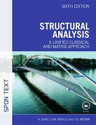 Structural Analysis - Amin Ghali (ISBN 9780415774338)