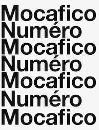 Mocafico Numéro - Guido Mocafico (ISBN 9783869309071)