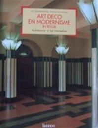 Art deco en modernisme in België - Jos Vandenbreeden, France Vanlaethem (ISBN 9789020927252)