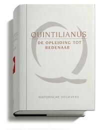 De opleiding tot redenaar - Quintilianus (ISBN 9789065544230)