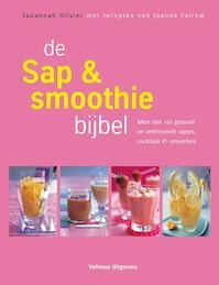 De sap- & smoothie bijbel - Suzannah Olivier (ISBN 9789048301638)