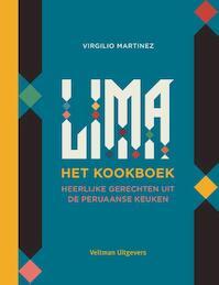 Lima - het kookboek - Virgilio Martinez (ISBN 9789048311743)