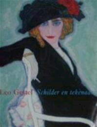 Leo Gestel - Marijke E. Th Estourgie-beijer, Leo Gestel, Eveline Heuves, Dominique Colen, Singer Museum (ISBN 9789066304178)