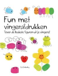 Fun met vingerafdrukken - Ed Emberley (ISBN 9789043919166)