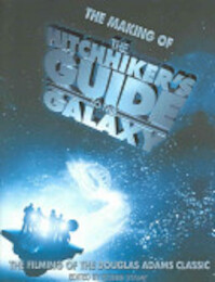 The Making of The Hitchhiker's Guide to the Galaxy - Paul Simpson (ISBN 9780752225852)