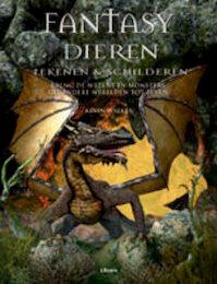 Fantasydieren tekenen en schilderen - Kevin Walker, Hazel Harrison, Ammerins Moss-de Boer, Textcase (ISBN 9789057646614)