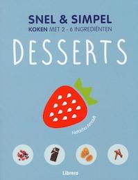 snel & simpel - Desserts (ISBN 9789089988393)