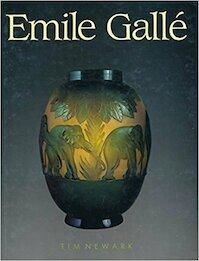Emile Gallé - Timothy Newark (ISBN 9781555214500)
