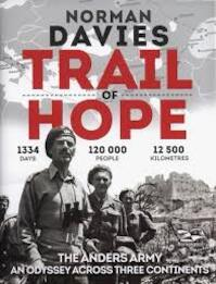 Trail of Hope - D. Norman (ISBN 9788362981090)