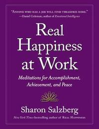 Real Happiness at Work - Sharon Salzberg (ISBN 9780761168997)
